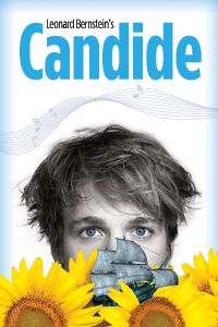 Just in time for the holidays, the Shakespeare Theatre Company presents Leonard Bernstein's musical masterpiece Candide.  This 20th century classic, based on Voltaire's satire, has been newly adapted by acclaimed director Mary Zimmerman.  Follow Candide on a hilarious journey of countless misfortunes and obstacles challenging his optimistic and hopeful outlook on life and love