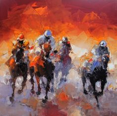 Discover great art by contemporary artist Benoit Havard. Browse artworks, buy original art or high end prints. Horse Oil Painting, City Painting, Chicken Painting, Art Original, Animal Paintings, Oeuvre D'art, Online Art Gallery, Contemporary Artists, Les Oeuvres