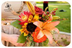 autumn bouquet. I want that...