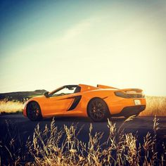 McLaren MP4 12C Spider (I don't like it not so much)