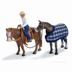 A Western Riding Set for the cowboy in all of us