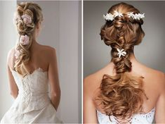 {Wedding Trends} : Braided Hairstyles - Part 3 - Belle The Magazine
