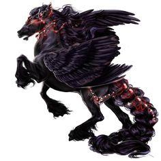 Black Pegasus Coats - the-new-howrse Photo