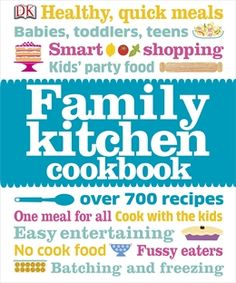 jacket image for Family Kitchen Cookbook by -  DK Publishing