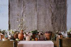 Réceptions fleuries |MilK decoration