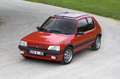 Peugeot 205 GTI, another Rallye beast