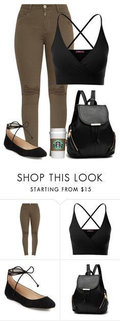 """""""Untitled #474"""" by stephaniasant on Polyvore featuring Doublju and Karl Lagerfeld"""