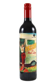 Passion Has Red Lips Cabernet Shiraz 2014 Some Young Punks from Fraziers Wine Merchants
