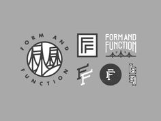 Dribbble - Form & Function by Chaz Russo