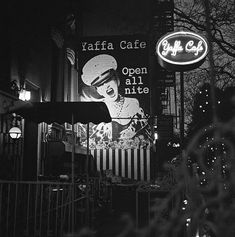Photo: 'Open All Night, East Village, NYC' by Shawn Hoke I woke up this morning to the sad...