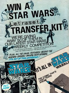 I had that set of Action Transfers