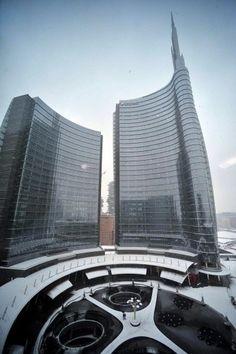 c22edc46ce Unicredit trasloca nel grattacielo 31 piani per 230 metri di altezza -  Milano - Repubblica.it