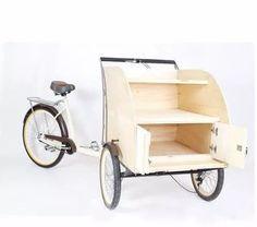 food trike dianteiro expositora food bike