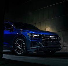 2019 Audi Q8 Neon Blue Fresh On The Scene Pic 1