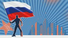 Download Free              Flag Bearer Russia Background            #               animation #bearer #day #federation #flag #independence #loyalty #national #patriotism #retro #revolution #russia #russian #russian federation #victory
