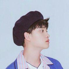 The transformation of Do Kyungsoo's hair is so cuteㅋㅋㅋ Kyungsoo, Exo Music, Korean Boy, Korean Idols, Chansoo, Exo Do, Do Kyung Soo, Exo Members, Kpop