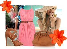 A fashion look from May 2012 featuring Hoss Intropia, diamond dress and genuine leather purse. Browse and shop related looks. Diamond Dress, Beach Day, Leather Purses, Fashion Looks, Hats, Polyvore, Shopping, Clothes, Dresses