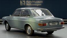 Volkswagen / VW EA 142, 1966 Prototype de la 411.