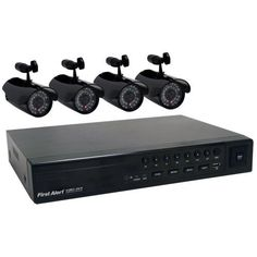 7 color monitor video door phone doorbell intercom kit for Security camera placement software