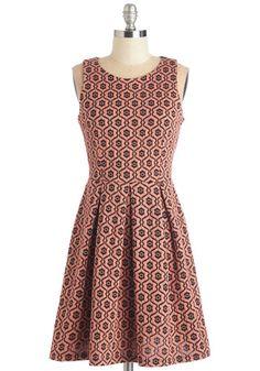Spice and Easy Dress | Mod Retro Vintage Dresses | ModCloth.com