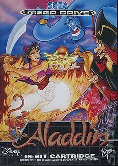 Aladdin - Sega Mega Drive