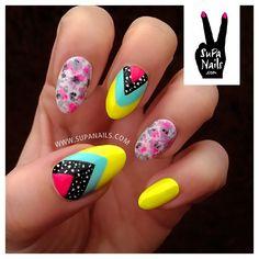 supanails #nail #nails #nailart