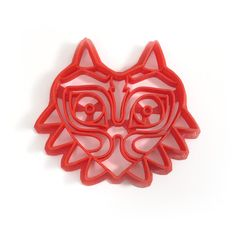 Legend of Zelda Majora's Mask Cookie Cutter - wow I need this