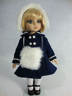 OOAK-WINTER-OUTFIT-FOR-TONNER-10-PATSY-ANN-ESTELLE-FRIENDS. Sold for $45.05 on 11/15/14
