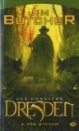 Les Dossiers Dresden, tome 4 : Fée d'hiver par Jim Butcher