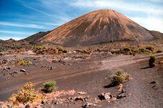 Seven Natural Wonders of the World - 6. Paricutin Volcano. Michoacan, Mexico.