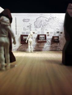 kleist-museum frankfurt/oder - szenographie valentine koppenhöfer Museum Displays, Science Museum, Museum Exhibition, Retail Design, Inspiration, Oder, Biblical Inspiration, Motivation