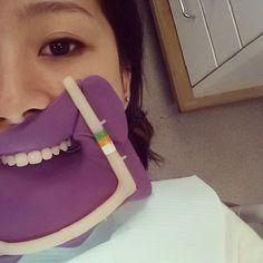 j'adore aller chez le dentiste...  by aivea