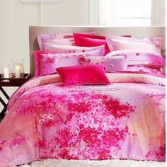 $149 flowers Ridge sanding Carolina textile fabric cherry bedding -ZZKKO