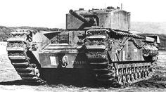 Infantry Tank Mk IV, Churchill . III