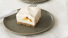 PHILADELPHIA Peaches 'N Cream No-Bake Cheesecake
