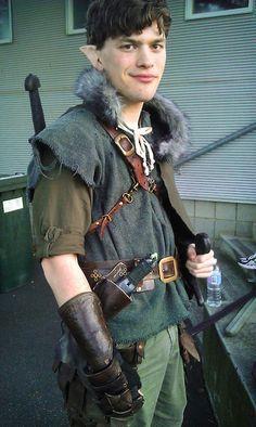 woodland elf costume boy - Google Search
