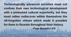 Virtue Quote Virtue Quotes, Pope Benedict Xvi