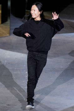 See Alexander Wang's collection live here! Click for more.