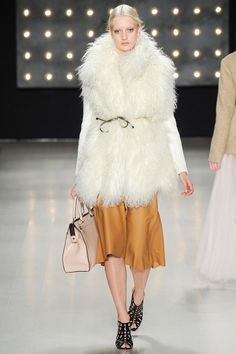 Look 6 MILLY Fall 2014