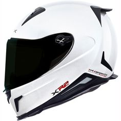 Nexx XR2 Helmet Plain - White