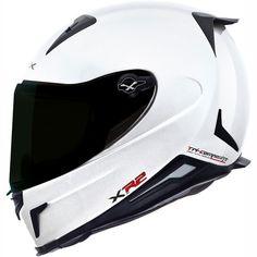 Nexx XR2 Helmet Plain - White