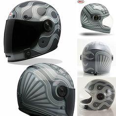 Bell Bullitt Motorcycle Helmet 11