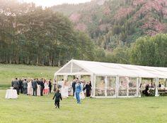 T Lazy 7 Ranch Wedding, Aspen Colorado. Photos by Rachel Havel