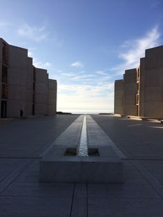 The Salk Institute - San Diego Architects, San Diego, Cool Photos, Places To Go, Sidewalk, Tours, Nice, Travel, City