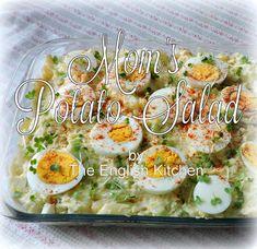 The English Kitchen: Mom's Potato Salad