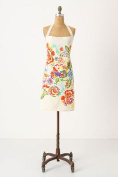 Anthropologie's Kitchen Impressionism Apron