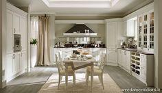 Cucine classiche Scavolini | Store Chieti | Indoor living ...