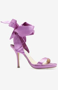 Jimmy Choo Purple Sandal