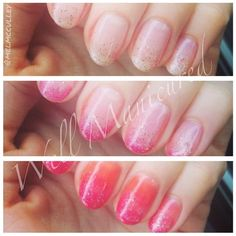 Love this mood gel manicure! #wellmanicured #nails
