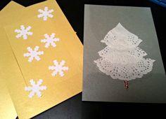 Outi's life Christmas cards